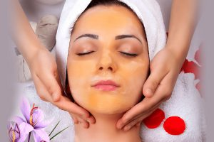 Miracle of Saffron on Skin